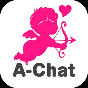 出会い・恋人探しはA-Chat!無料チャットアプリのロゴ