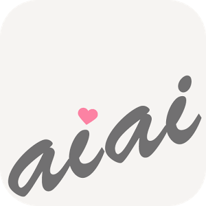 婚活・恋活はaiai-出会い系チャットアプリのロゴ