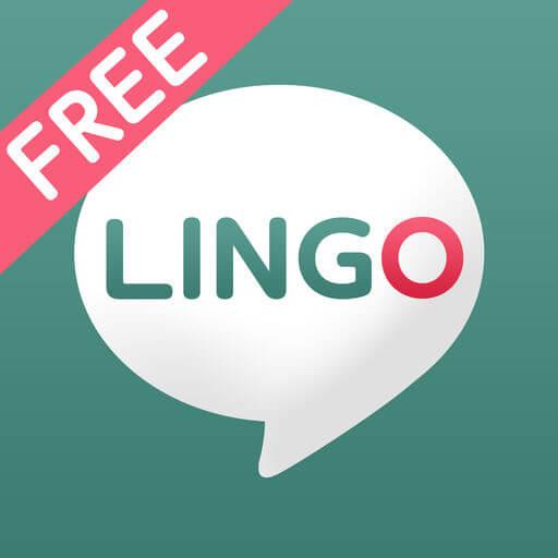 LINGOで今日の出会い - 大人気!大人の無料マッチングSNSアプリのロゴ