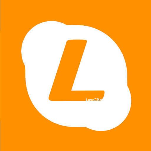 ラブこみゅ!ー無料マッチング率No.1の出会いトークSNS−のロゴ