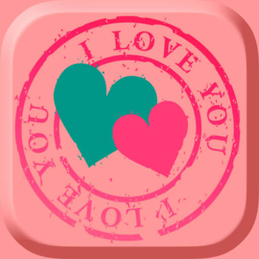 ○出会い系 - メッセフレンド探しならアプリdeデート!出会い系SNSアプリの定番のロゴ