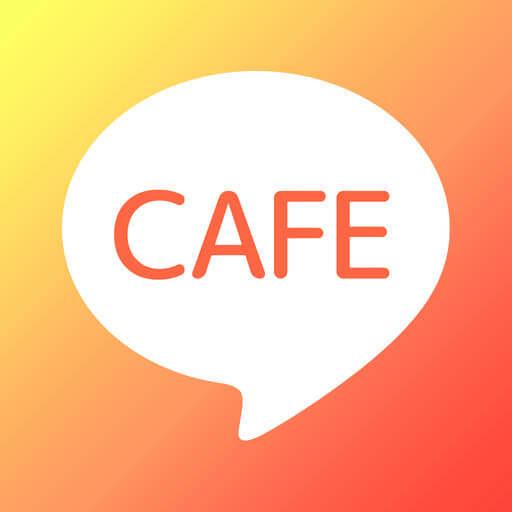 出会い系チャットはチャット カフェのロゴ