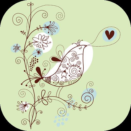出会い系チャットアプリの恋活フィルのロゴ