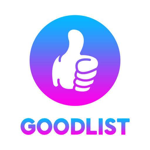 GoodList(グッドリスト)のロゴ