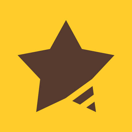 であいオンライン掲示板のスタビ- 即会い&チャット出会いアプリで恋人探し -のロゴ