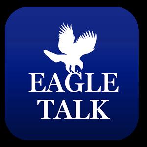 イーグルTALKのロゴ