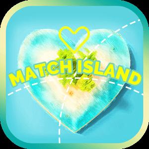 マッチングアプリの決定版〜マッチ島〜ロゴ
