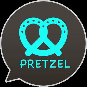出会い系-プレッツェル-友達たくさん無料登録アプリのロゴ