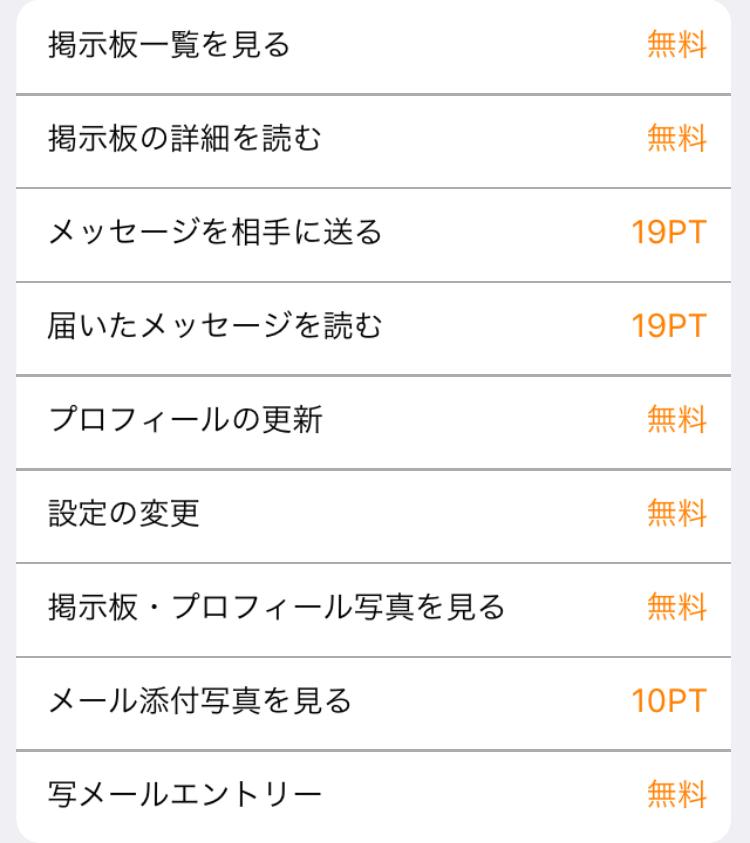 大人の出会い系アプリ-GoGo!-リアルな恋愛コミュニティの料金体系