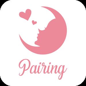 PairRing(ペアリング)ベストマッチングアプリロゴ