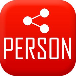 id交換ができる出会系アプリ【PERSON-パーソン-】ロゴ