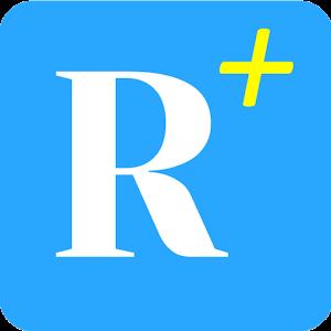 今すぐ出会い★R+(アールプラス)★登録無料の出会いSNS-ロゴ