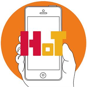 HOT-熱くなれる繋がり-ロゴ