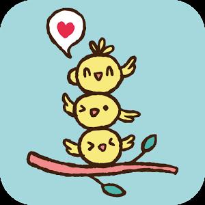 出会系アプリの恋活ルネッタ 友達作りチャットトークで恋人探しロゴ