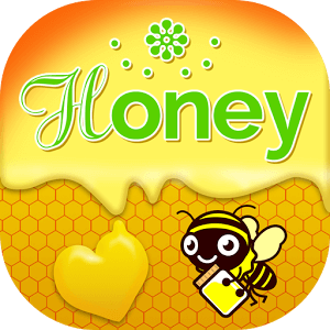 Honey 出会ってハニーロゴ