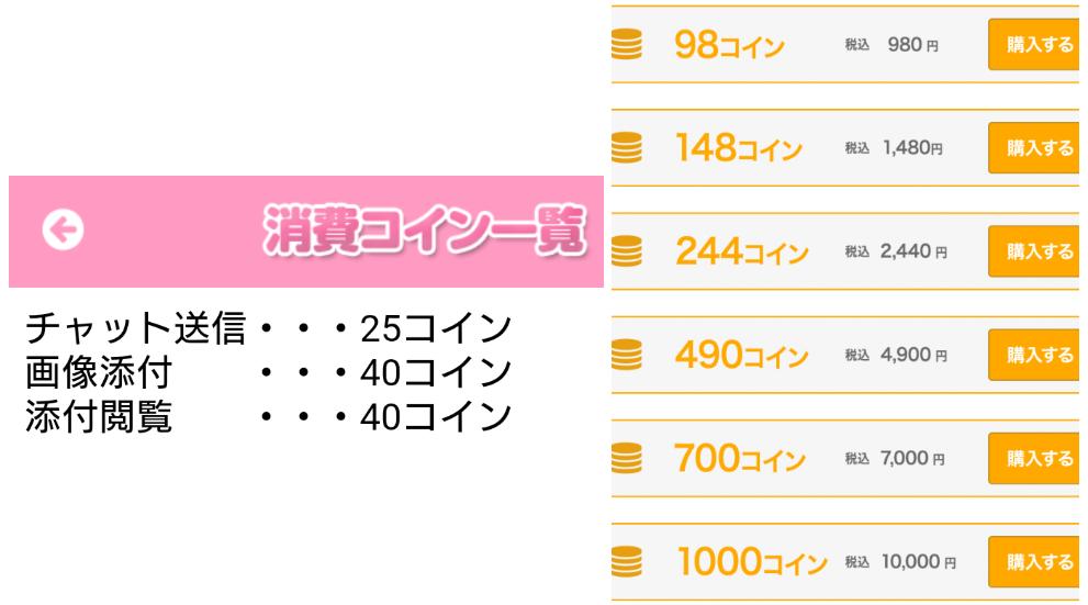 恋活チャットアプリ キュンキュン料金