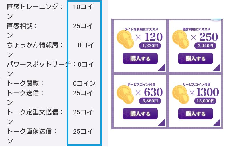 悪質アプリの「CHOKKAN‐ちょっかん」の料金